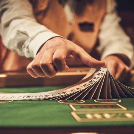 Crypto Casino Poker