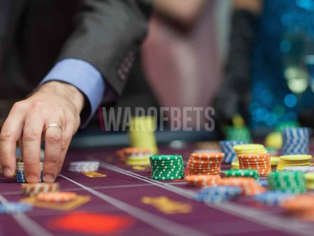 Roulette Bet Placements with High Winning Amounts