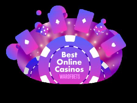 Best Online Casinos of 2020 & Online Casino Games