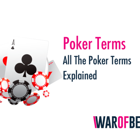 What are All Poker Terms