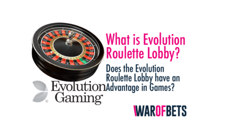 What is the Evolution Roulette Lobby?