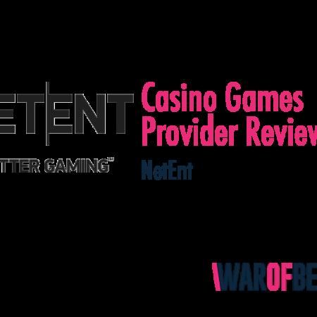 Netent Casino Games Provider Review