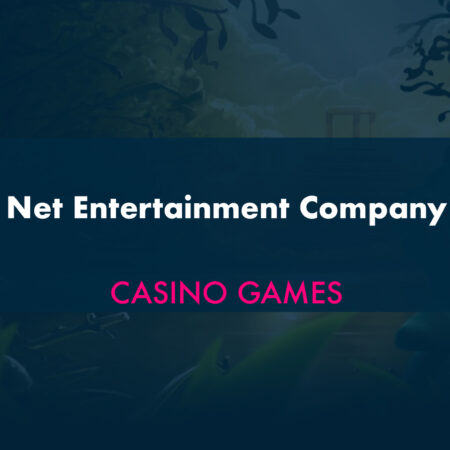 Net Entertainment Company