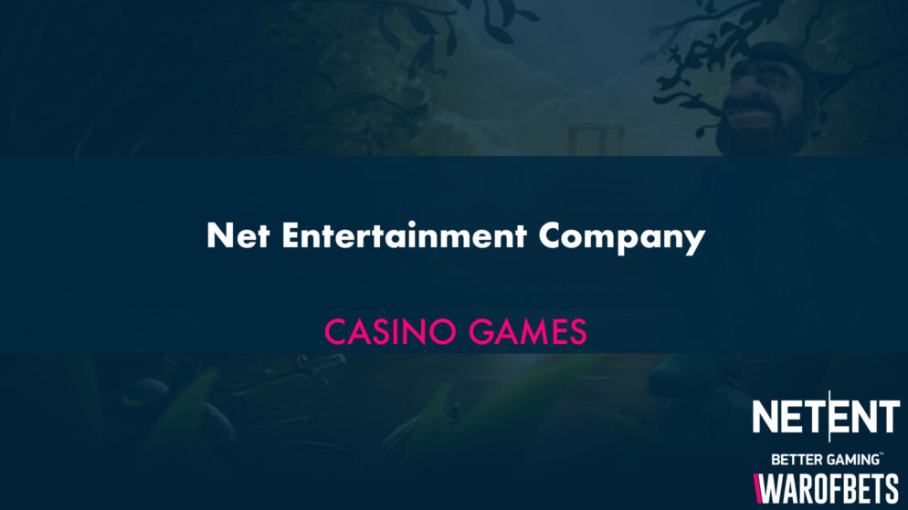 Net Entertainment Company