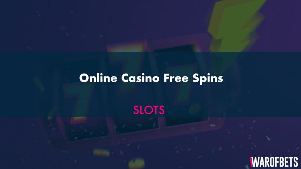 Online Casino Free Spins