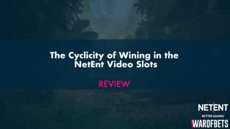 The Cyclicity of Wining in the NetEnt Video Slots