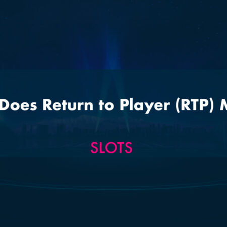 What Does Return to Player (RTP) Mean?
