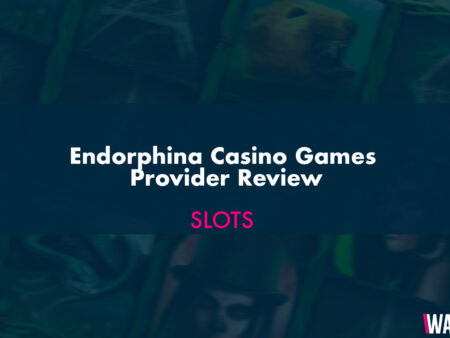 Endorphina Casino Games Provider Review