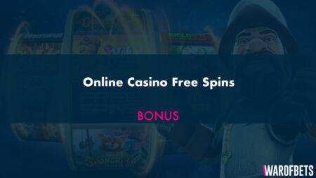 The Best Online Casinos & Free Spins