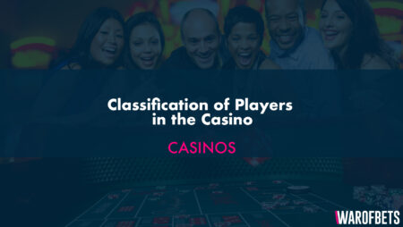 Classification of Players in the Casino