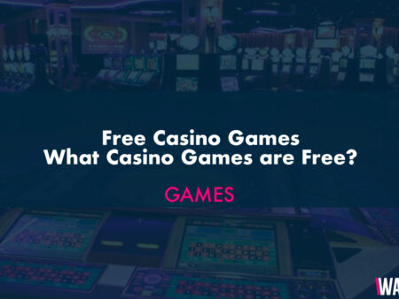 Free Casino Games – What Casino Games are Free?